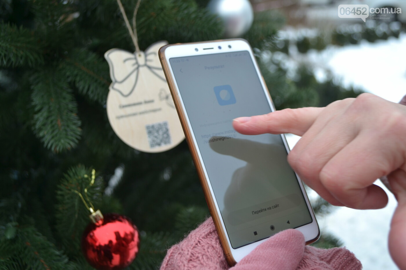 В Северодонецке прошла новогодняя онлайн ярмарка (фото, видео) , фото-5
