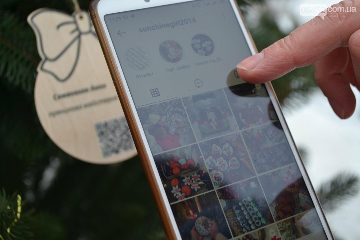 В Северодонецке прошла новогодняя онлайн ярмарка (фото, видео) , фото-6
