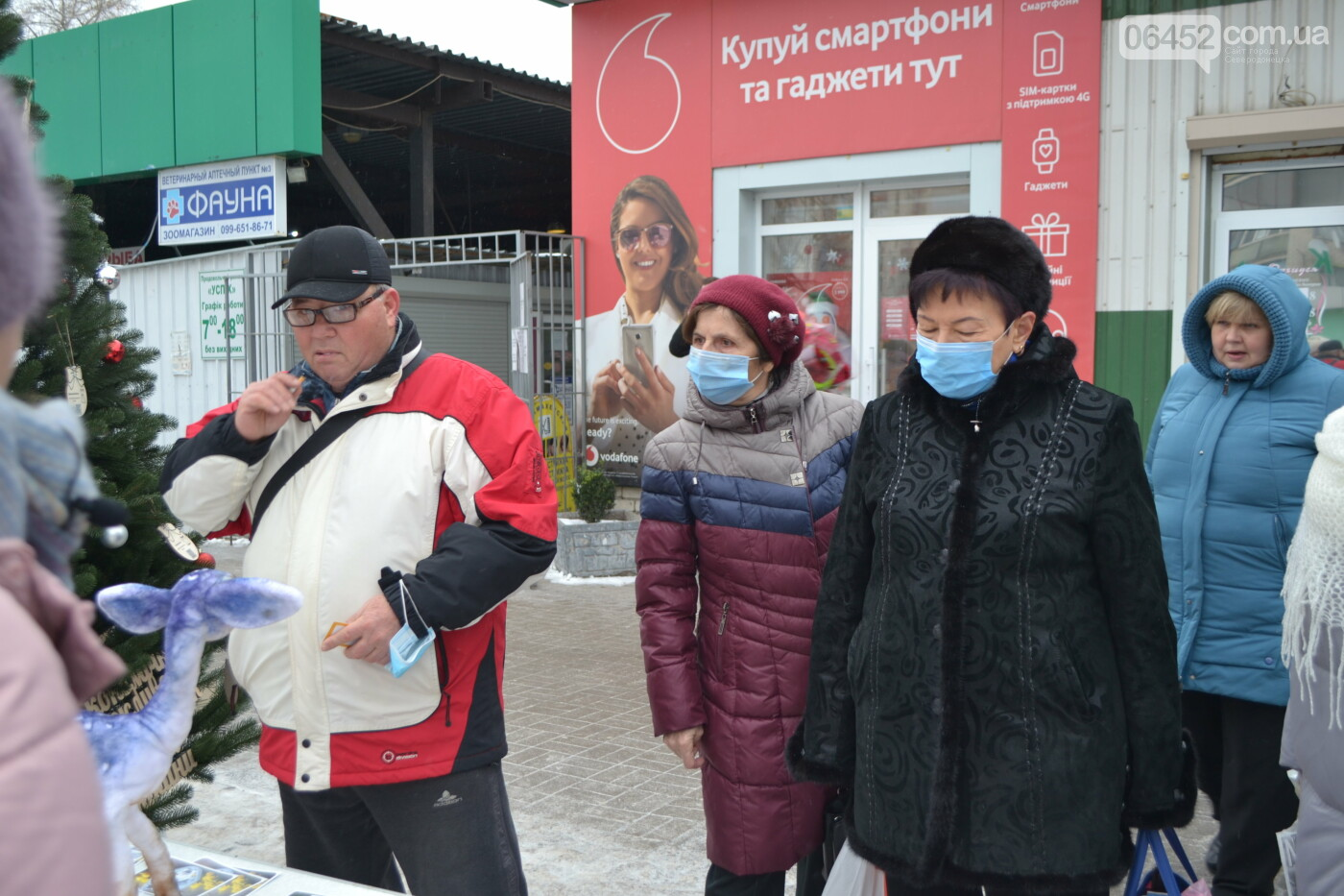 В Северодонецке прошла новогодняя онлайн ярмарка (фото, видео) , фото-19
