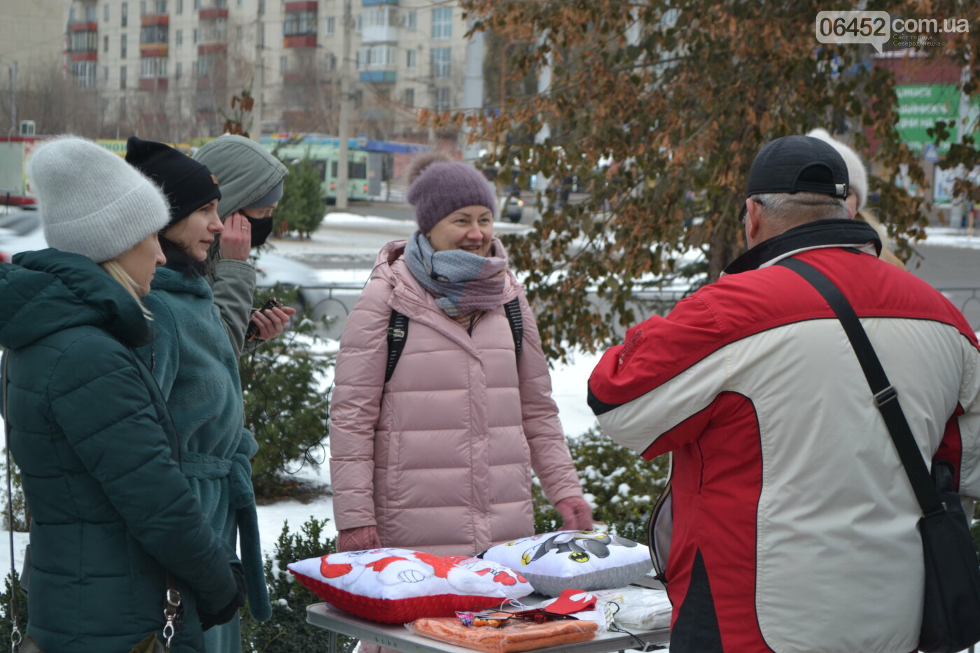 В Северодонецке прошла новогодняя онлайн ярмарка (фото, видео) , фото-23