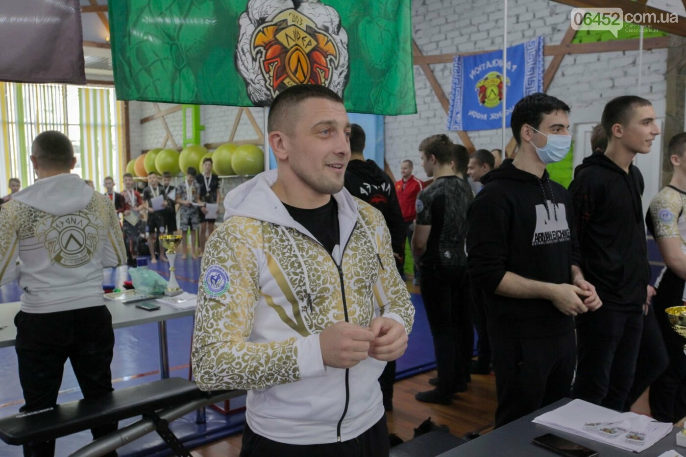 В Северодонецке прошел новогодний турнир по панкратиону , фото-9