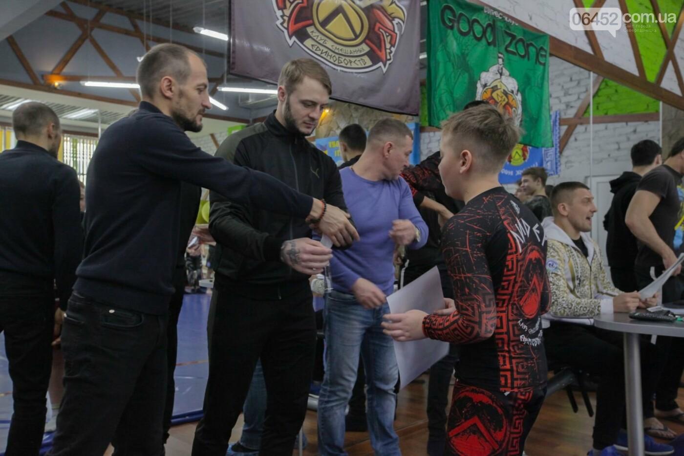 В Северодонецке прошел новогодний турнир по панкратиону , фото-3