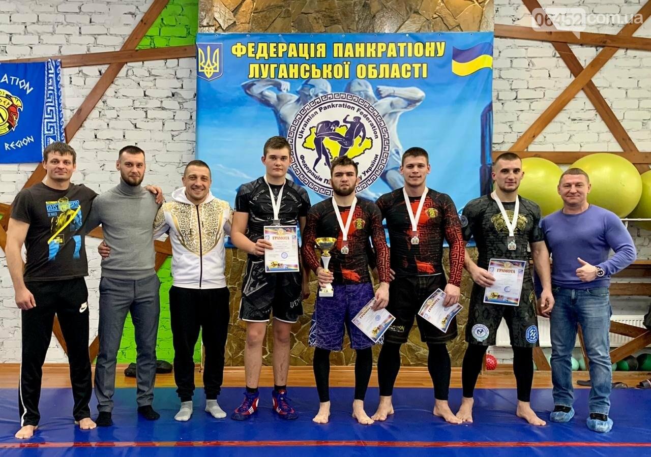 В Северодонецке прошел новогодний турнир по панкратиону , фото-10