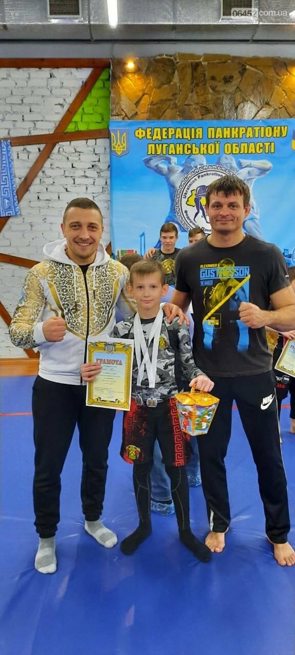 В Северодонецке прошел новогодний турнир по панкратиону , фото-5