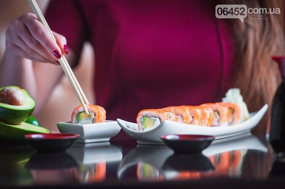 Как правильно есть суши. Советы шеф-повара ресторана азиатской кухни в Северодонецке, фото-8
