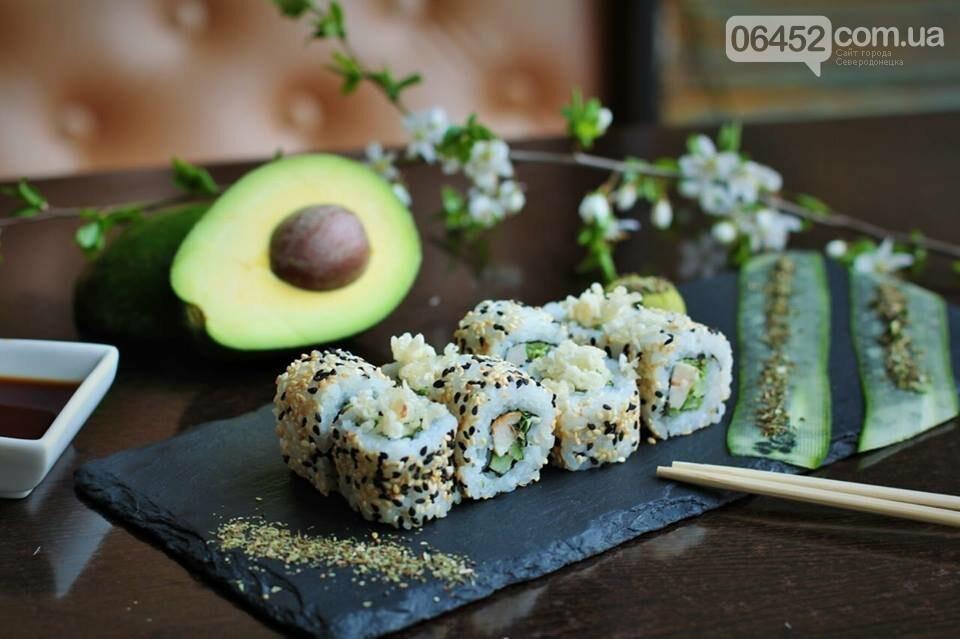Как правильно есть суши. Советы шеф-повара ресторана азиатской кухни в Северодонецке, фото-6
