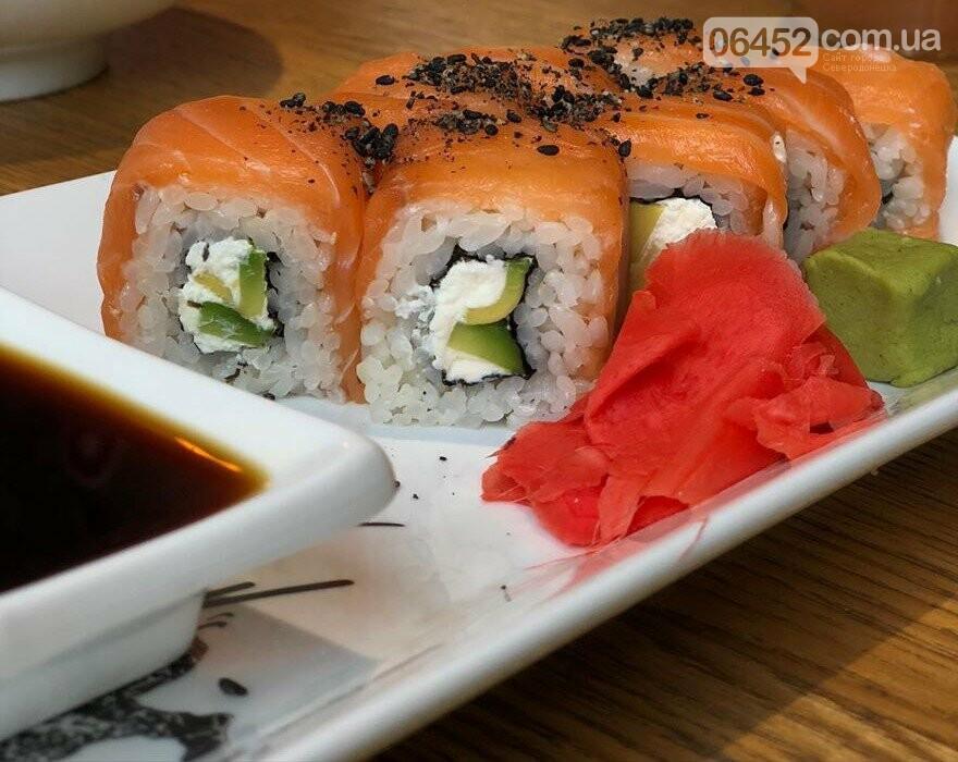 Как правильно есть суши. Советы шеф-повара ресторана азиатской кухни в Северодонецке, фото-5