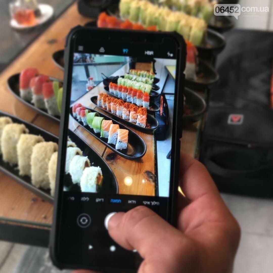 Как правильно есть суши. Советы шеф-повара ресторана азиатской кухни в Северодонецке, фото-9