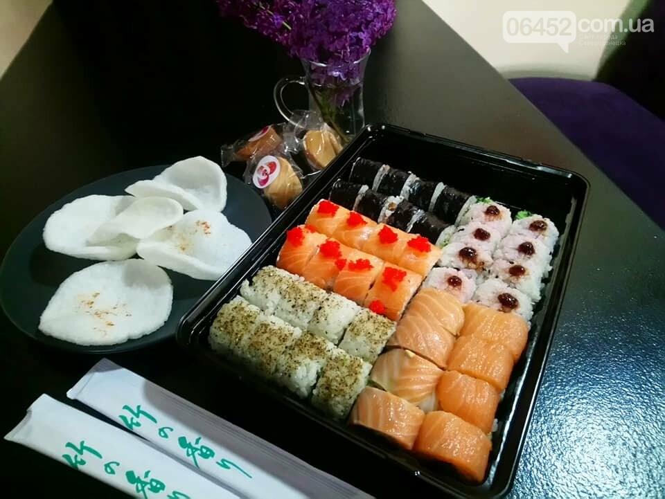 Как правильно есть суши. Советы шеф-повара ресторана азиатской кухни в Северодонецке, фото-7