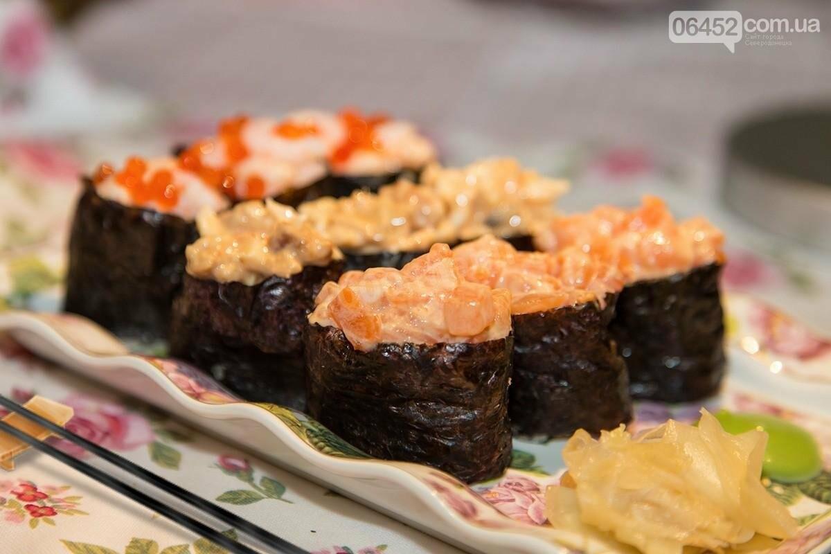 Как правильно есть суши. Советы шеф-повара ресторана азиатской кухни в Северодонецке, фото-2