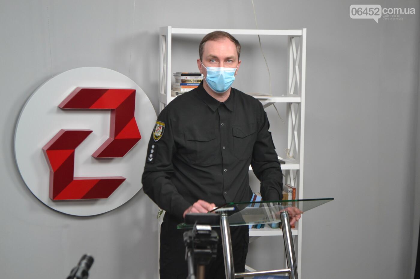 Глава полиции Луганщины назвал самые распространенные преступления в области, фото-1