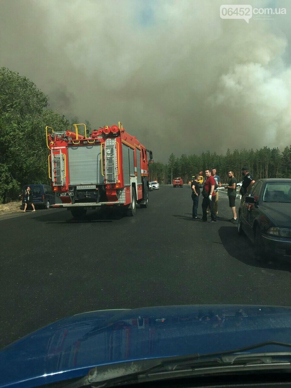 Новые подробности в деле о пожарах на Луганщине: 46 актов было сфальсифицировано , фото-2