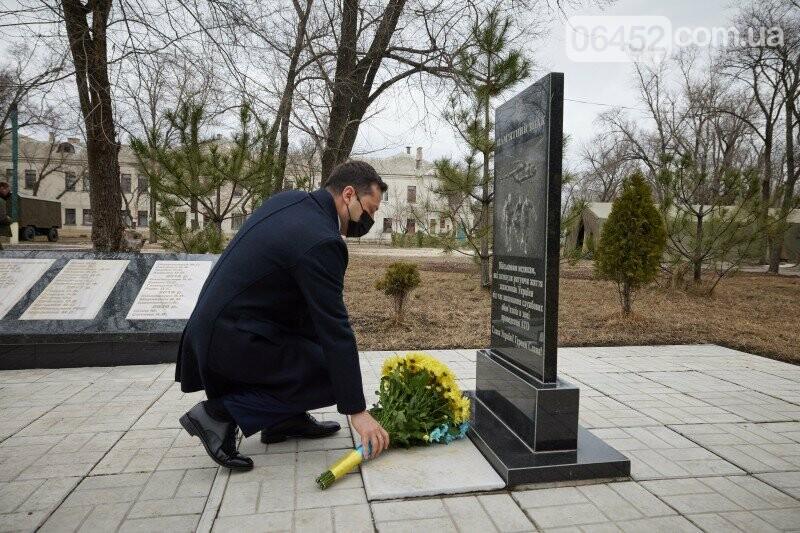 Президент Украины в Северодонецке вакцинировался от коронавируса (фото, видео) , фото-2