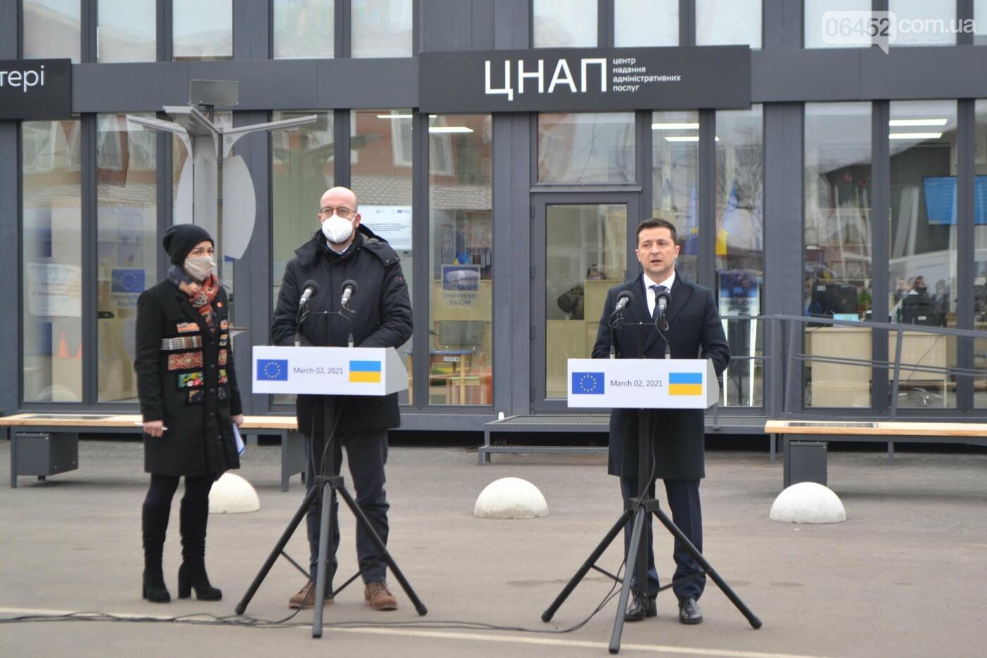 На Луганщине ЕС вводит новую программу предоставления государственных услуг, фото-1