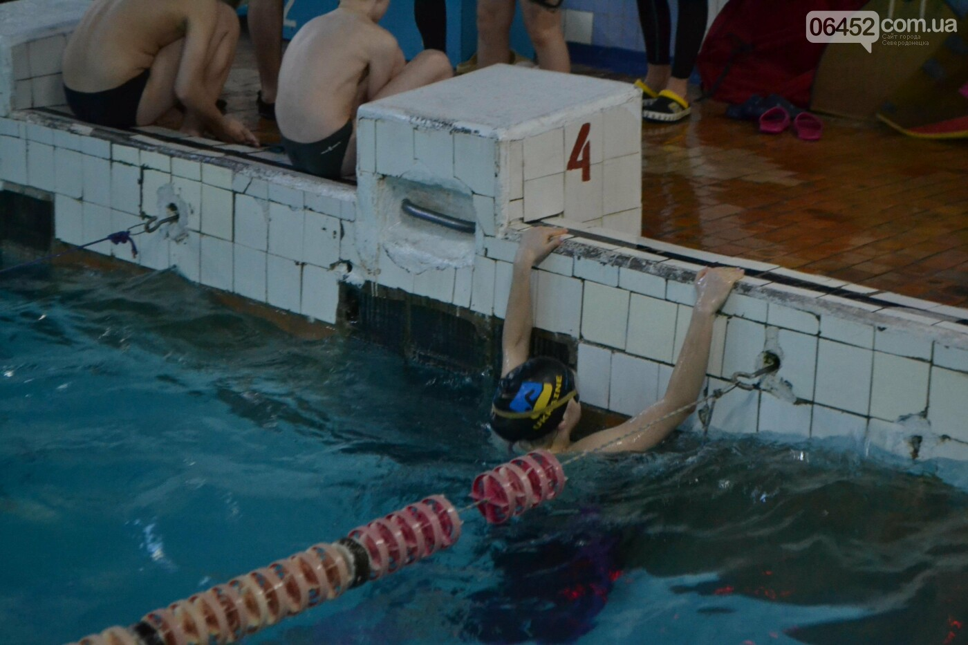 В Северодонецке проходит Чемпионат области по подводным видам спорта (фото, видео) , фото-12