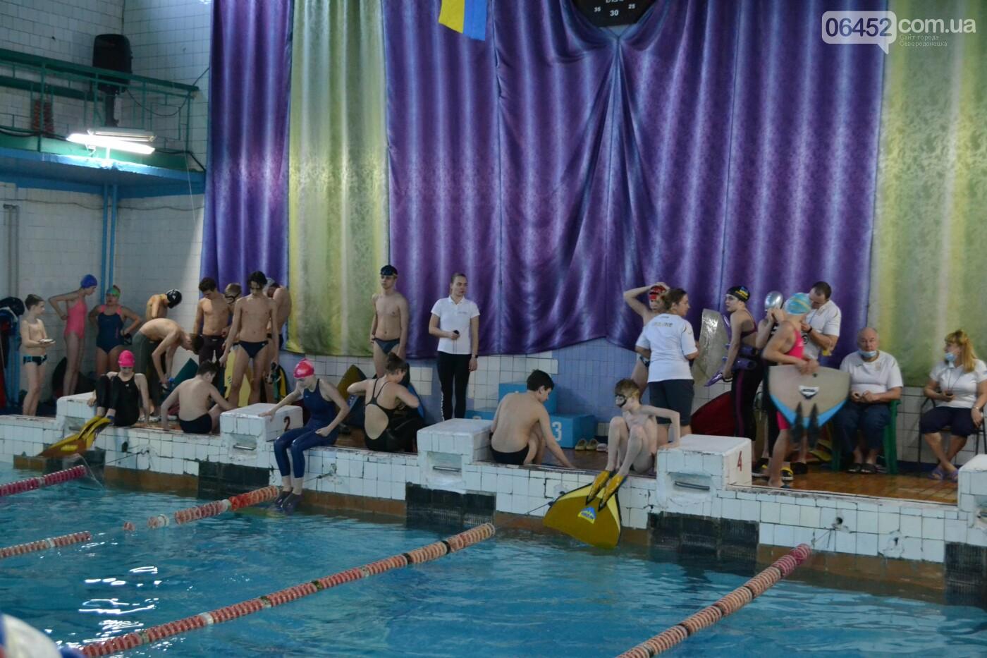В Северодонецке проходит Чемпионат области по подводным видам спорта (фото, видео) , фото-13