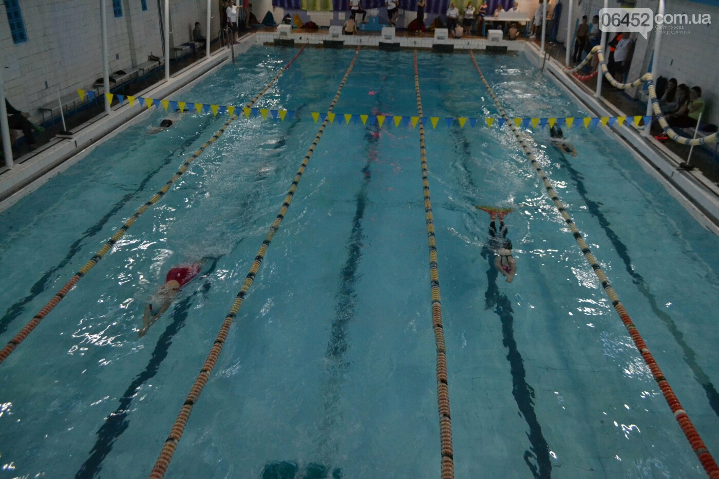 В Северодонецке проходит Чемпионат области по подводным видам спорта (фото, видео) , фото-18