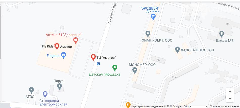 Нужное место: где в Северодонецке найти общественные туалеты, фото-7