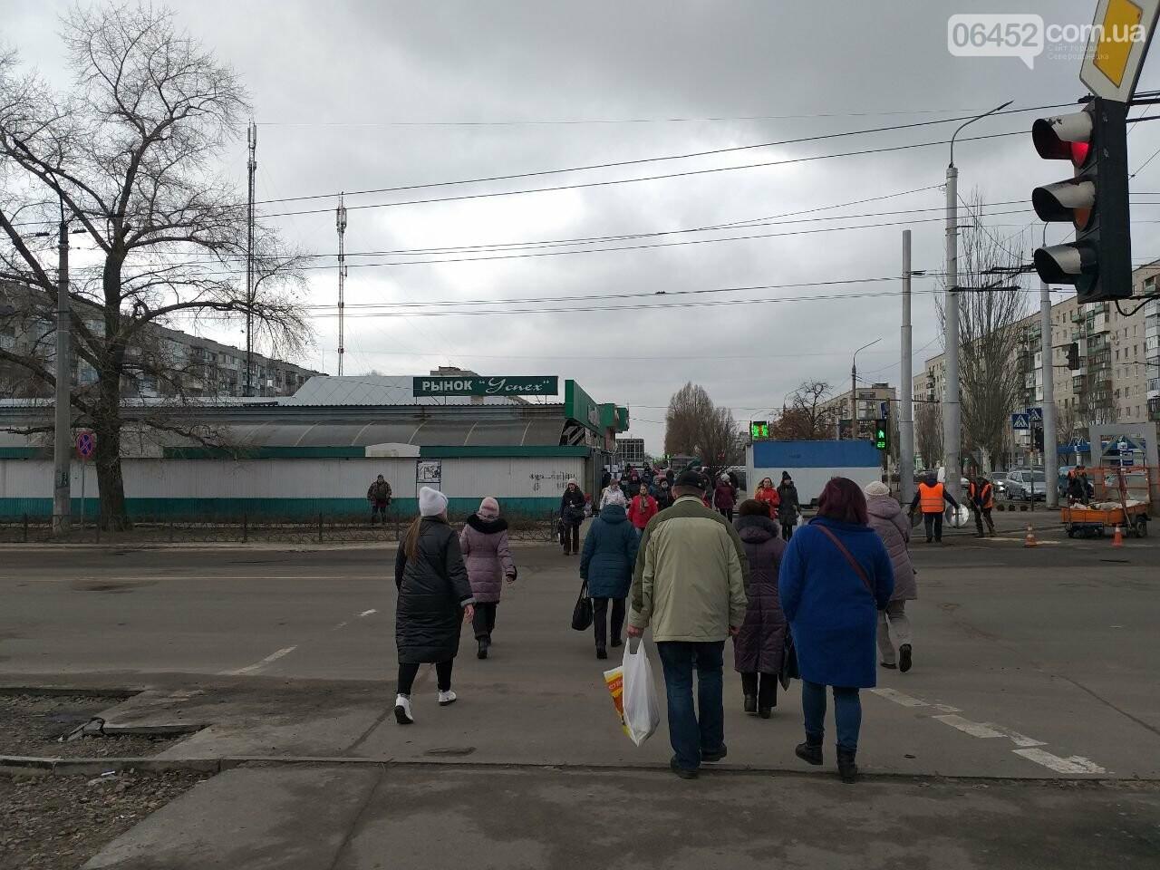 Северодончанам на заметку: какие штрафы ждут пешеходов за нарушение ПДД, фото-1