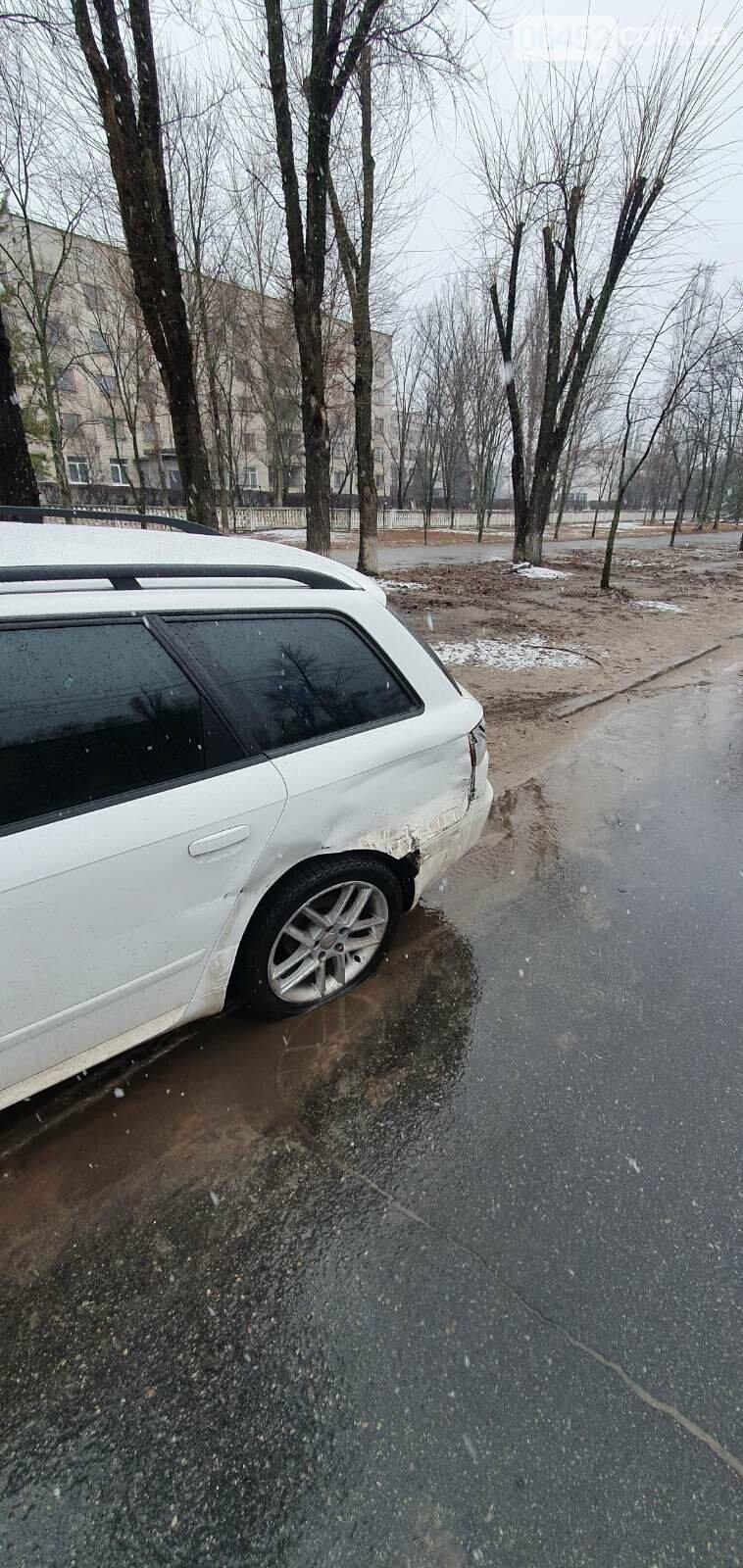 В Северодонецке из-за превышения скорости произошло ДТП (фото) , фото-3