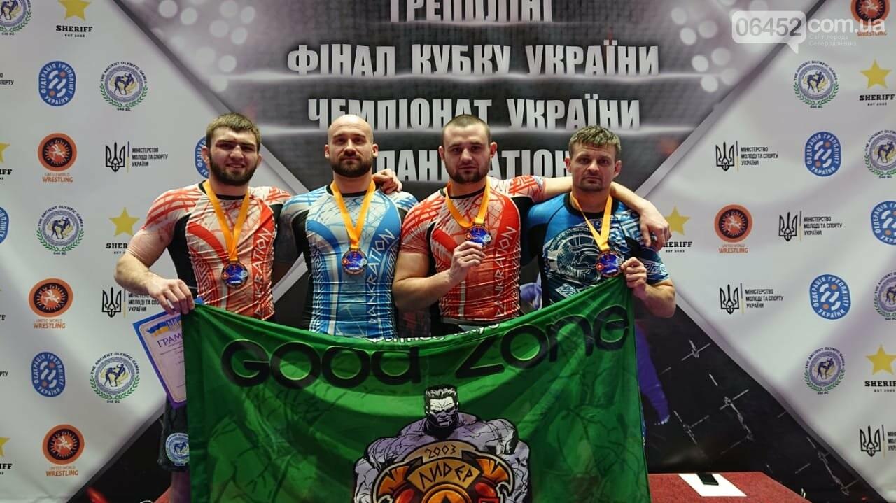 Спортсмены Луганщины приняли участие в Кубке Украины по грепплингу и панкратиону , фото-1