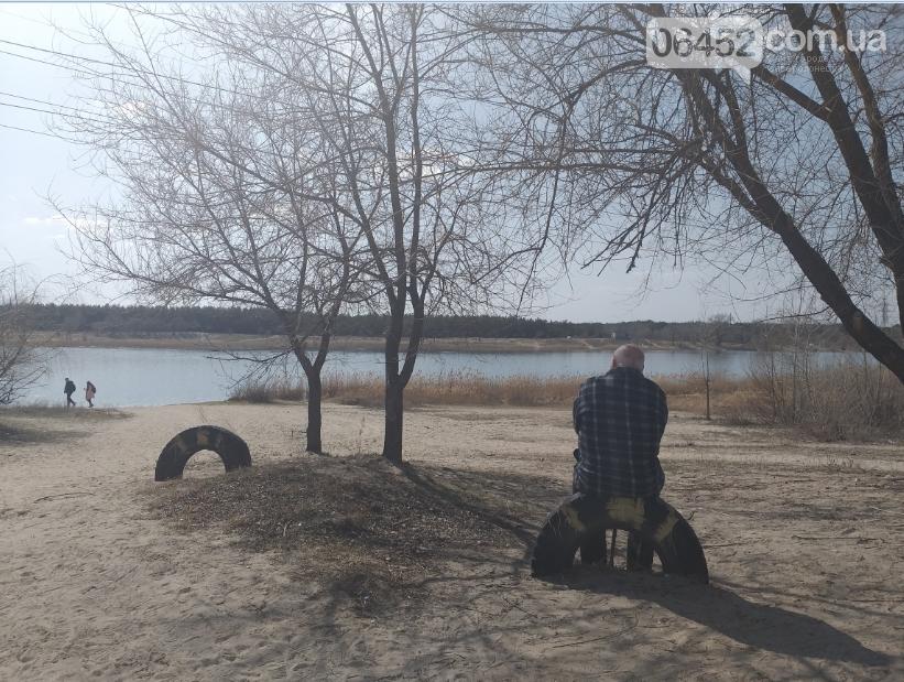 Фото дня: В Северодонецк пришла теплая весна, фото-2
