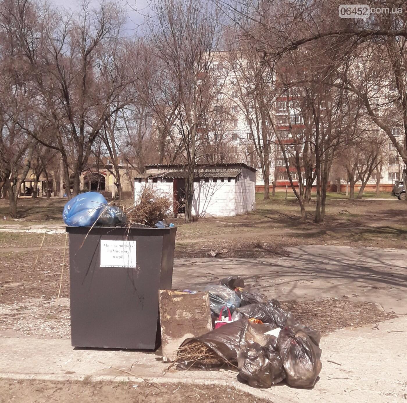Жителей города Северодонецк призывают присоединиться к акции «За чистую окружающую среду», фото-1