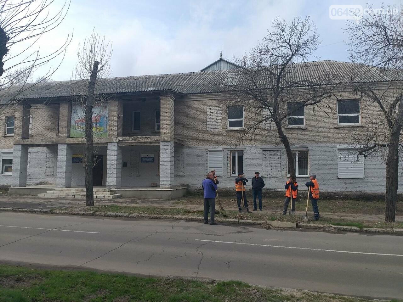 «Зеленая весна» в Северодонецке. Как благоустраивают город после зимы (фото), фото-11
