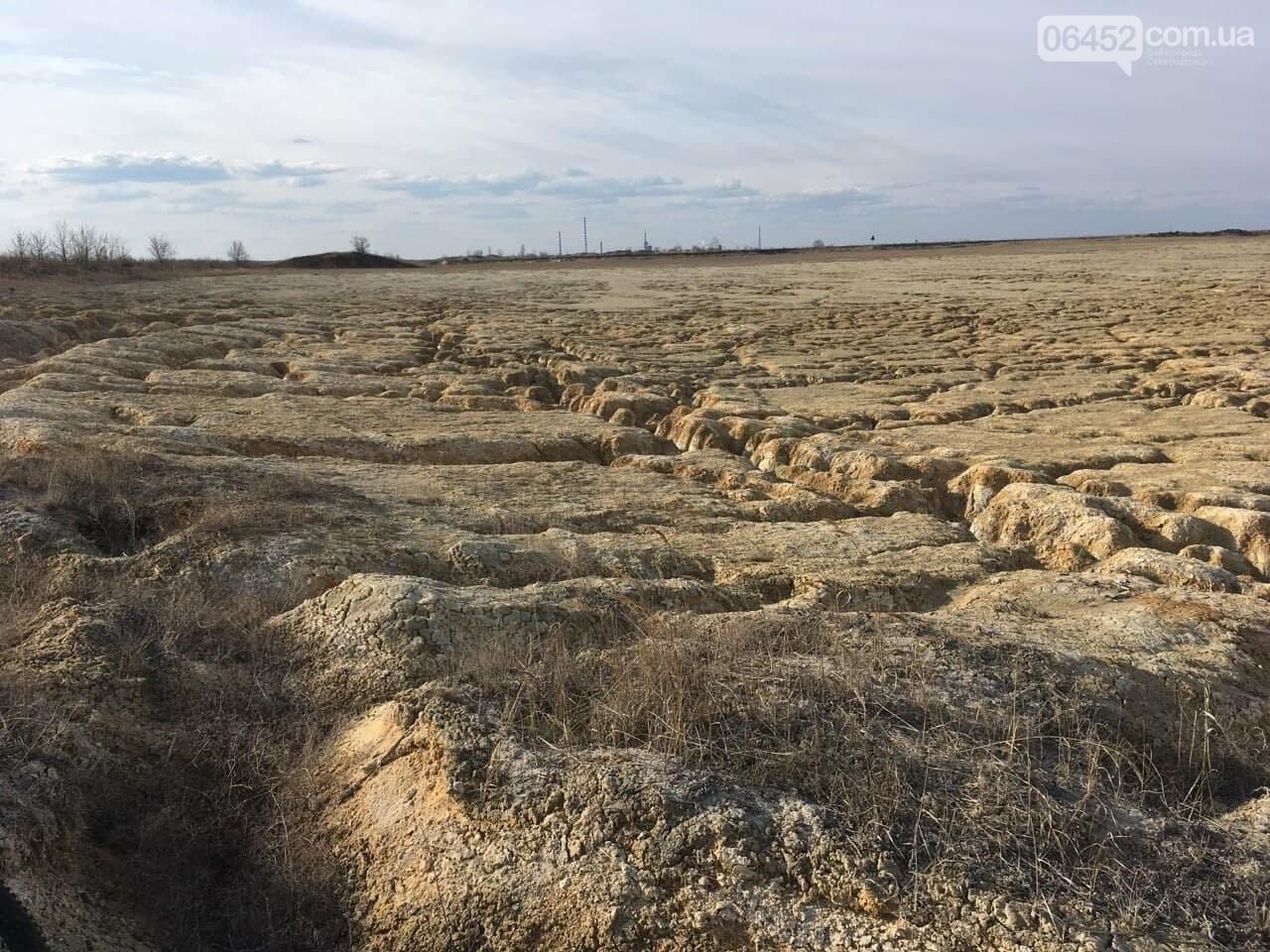 Пустынный оазис: содовый завод на Донбассе способен удивить невероятной природой, фото-2