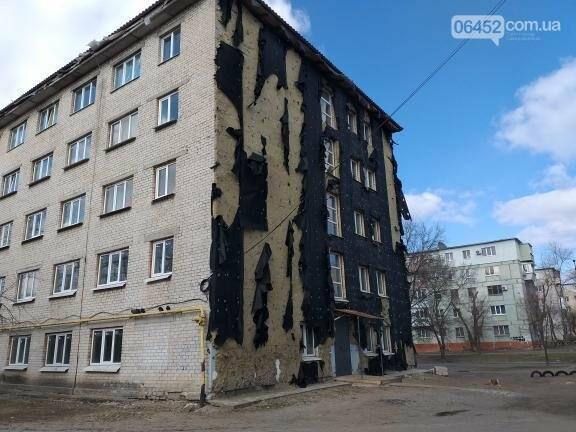 Общежитие по ул. Маяковского, 24