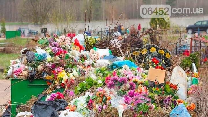 Живым тут не место: почему на кладбища до сих пор приносят искусственные цветы , фото-4