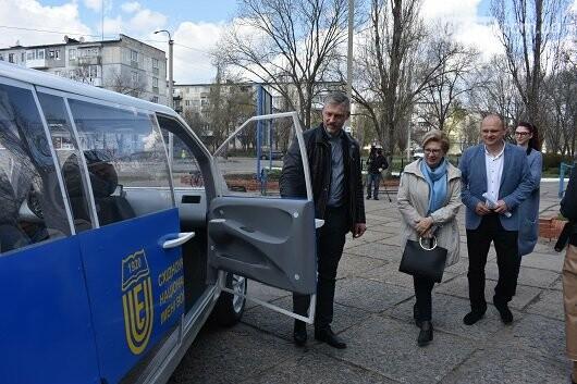 В Северодонецке презентовали уникальный автомобиль (фото, видео) , фото-4