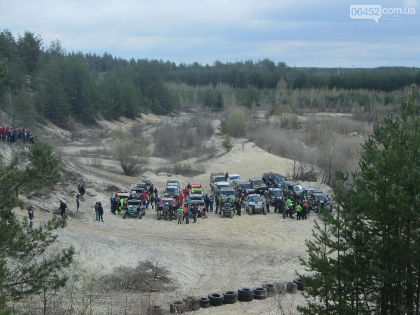 MUD RACE: захватывающая борьба техники с северодонецким бездорожьем (фото, видео), фото-37
