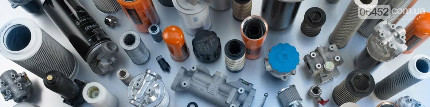 Фильтры для спецтехники в Украине, фото-1