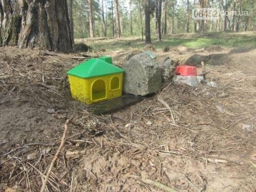 Собаке - собачьи похороны: как в Северодонецке хоронят домашних животных , фото-24