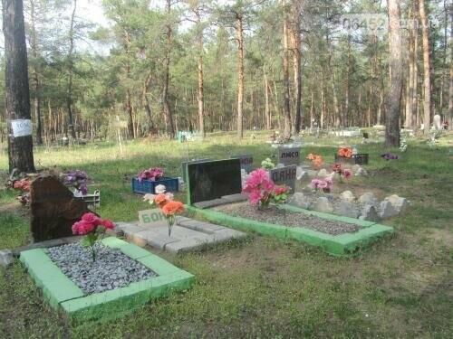 Собаке - собачьи похороны: как в Северодонецке хоронят домашних животных , фото-52