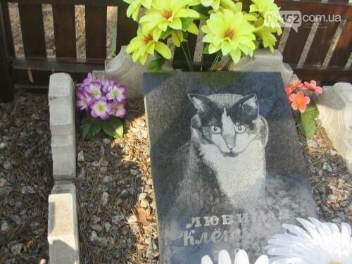 Собаке - собачьи похороны: как в Северодонецке хоронят домашних животных , фото-62