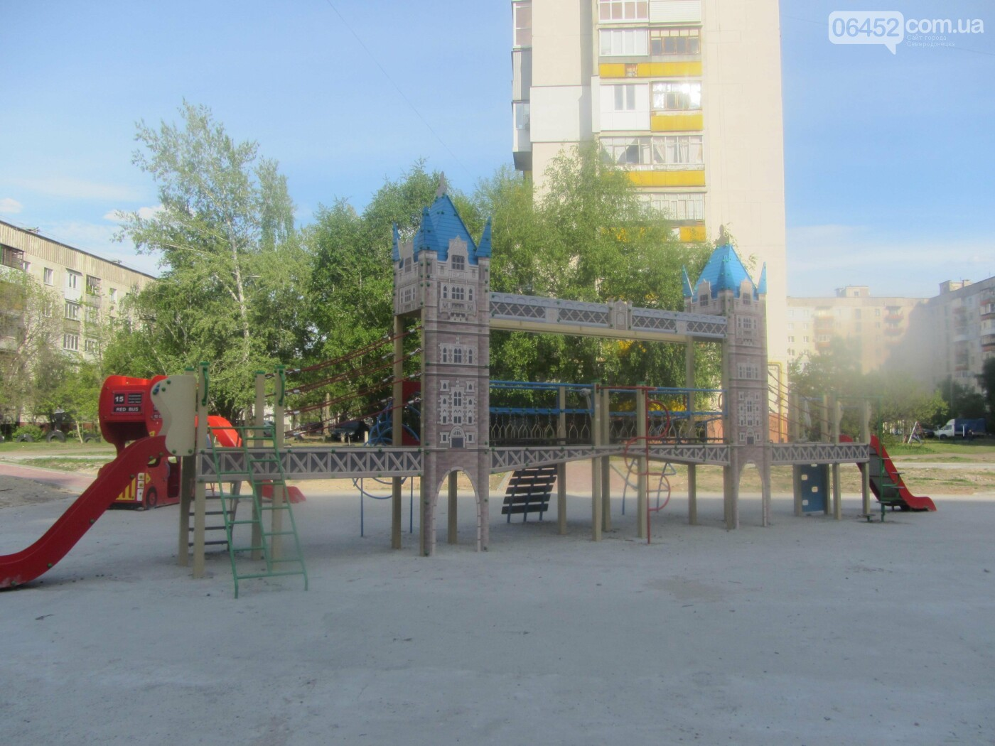 Дворы Северодонецка, в которых хочется жить, фото-40
