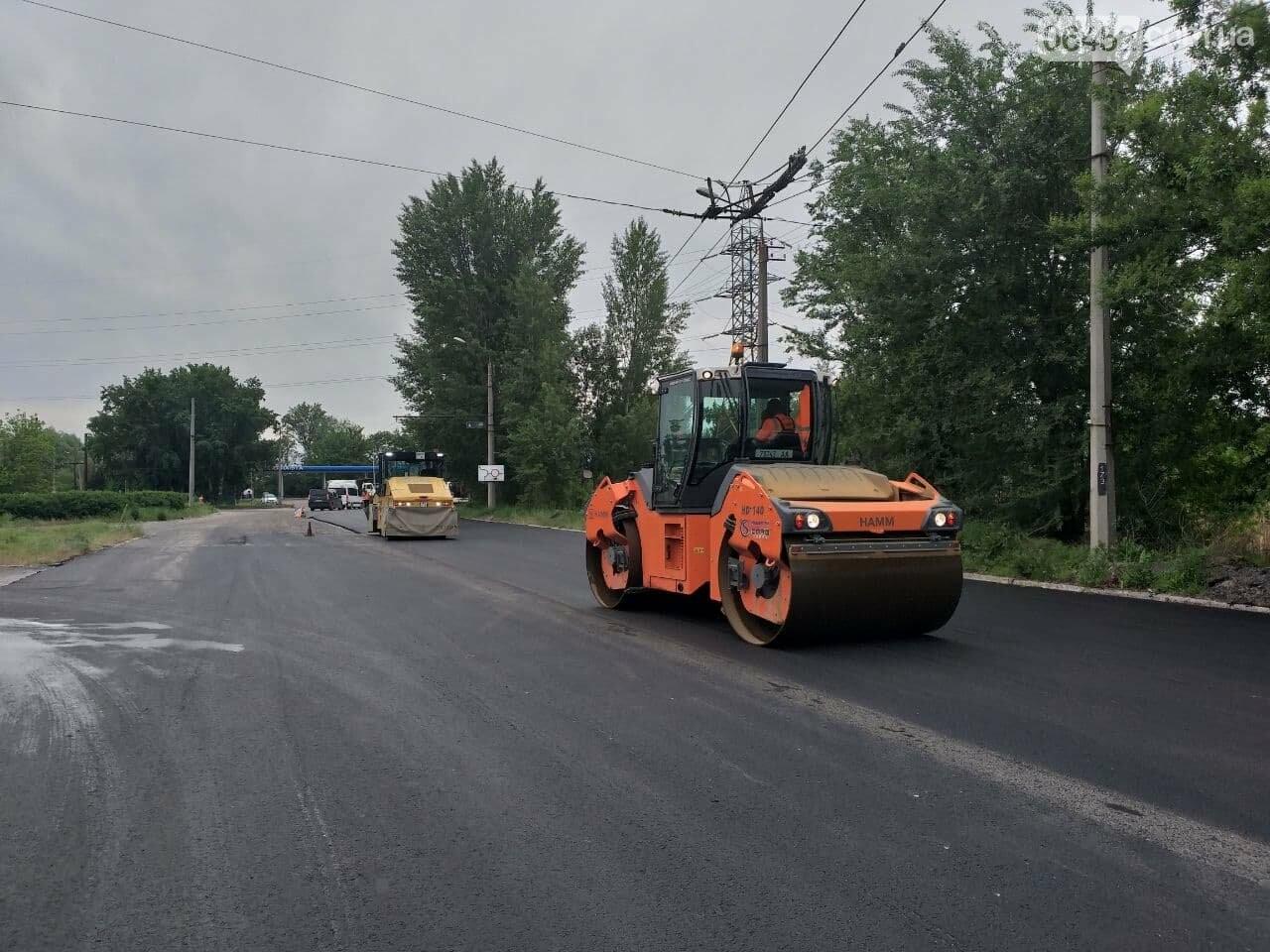 Ограничено движение троллейбусов и перекрыт пойменный мост: в Северодонецке ремонтируют дорогу, фото-9