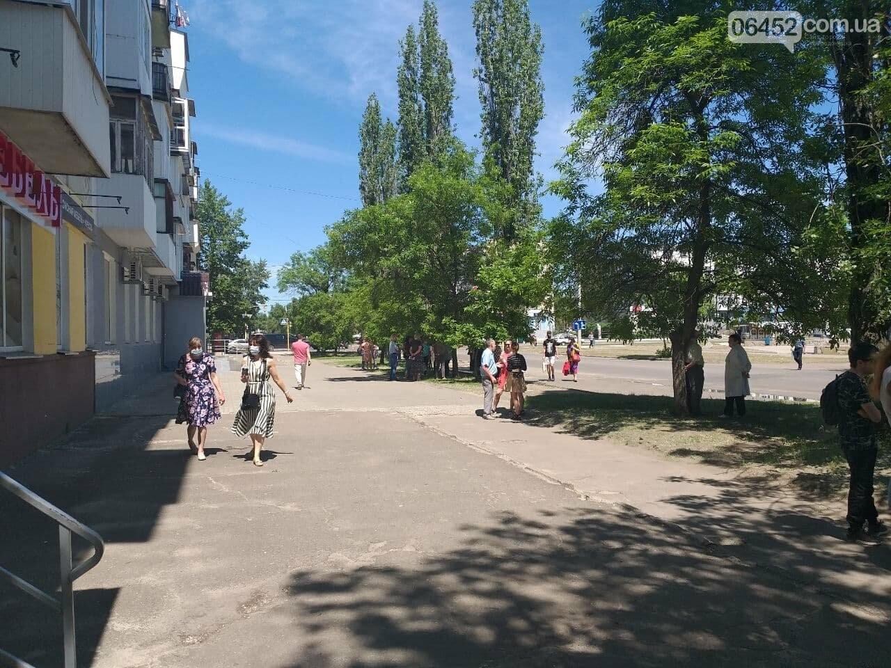 В Северодонецке неизвестный сообщил о минировании корпусов двух университетов (фото), фото-26