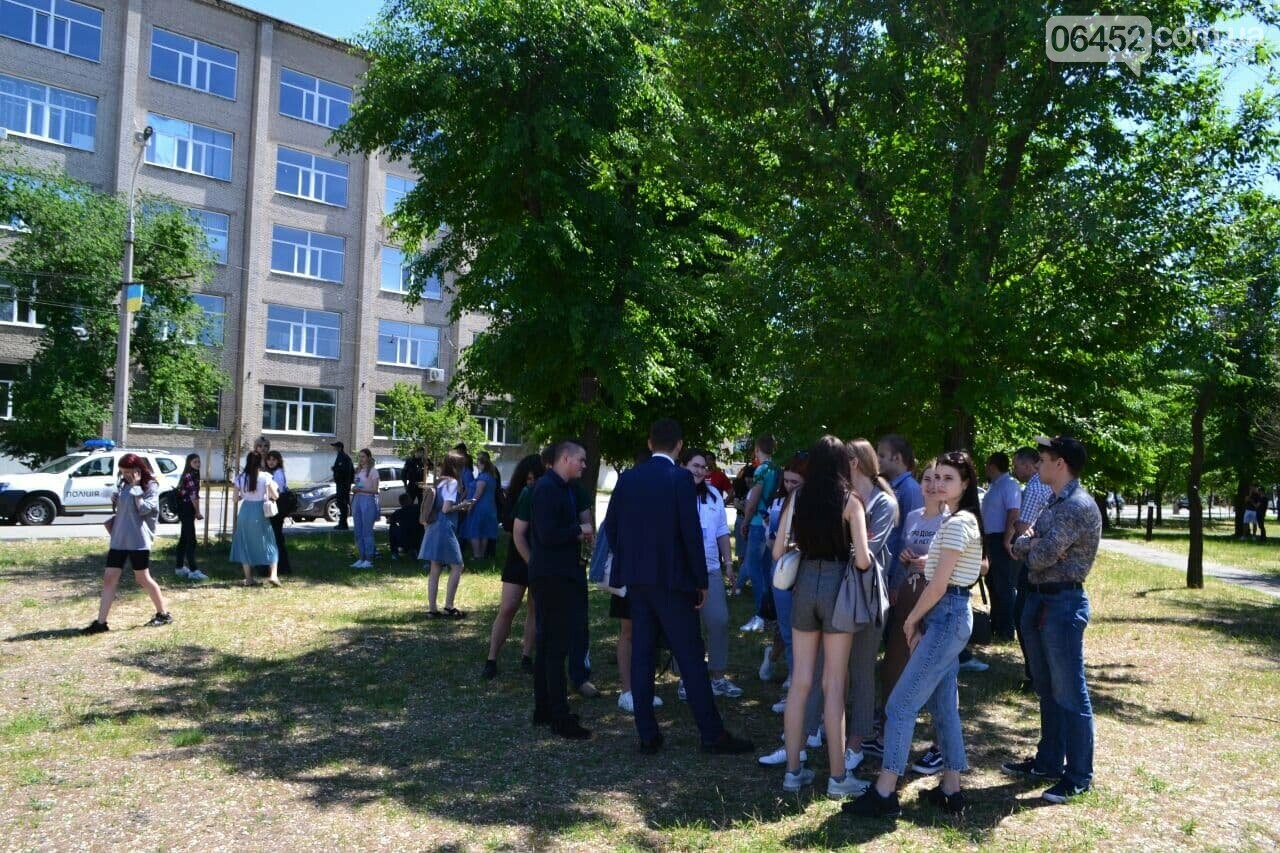 В Северодонецке неизвестный сообщил о минировании корпусов двух университетов (фото), фото-14