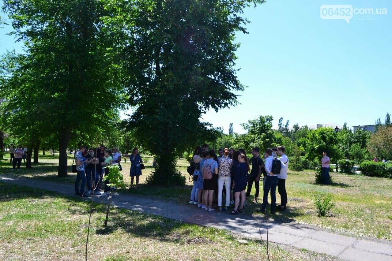 В Северодонецке неизвестный сообщил о минировании корпусов двух университетов (фото), фото-15