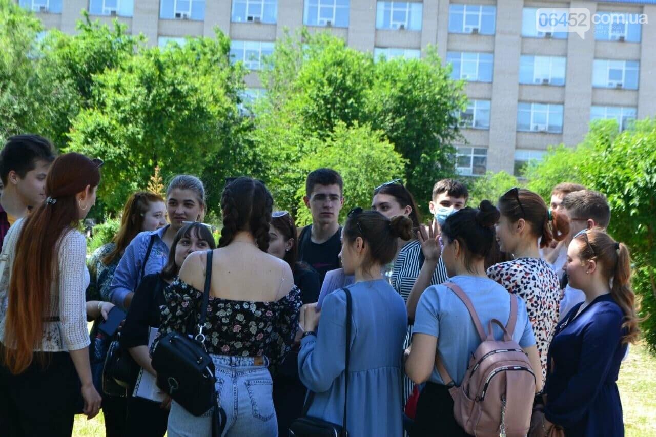 В Северодонецке неизвестный сообщил о минировании корпусов двух университетов (фото), фото-17