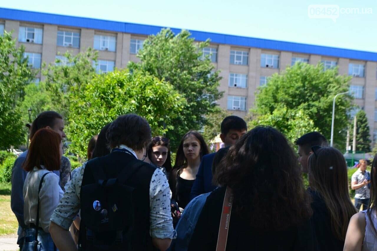 В Северодонецке неизвестный сообщил о минировании корпусов двух университетов (фото), фото-19