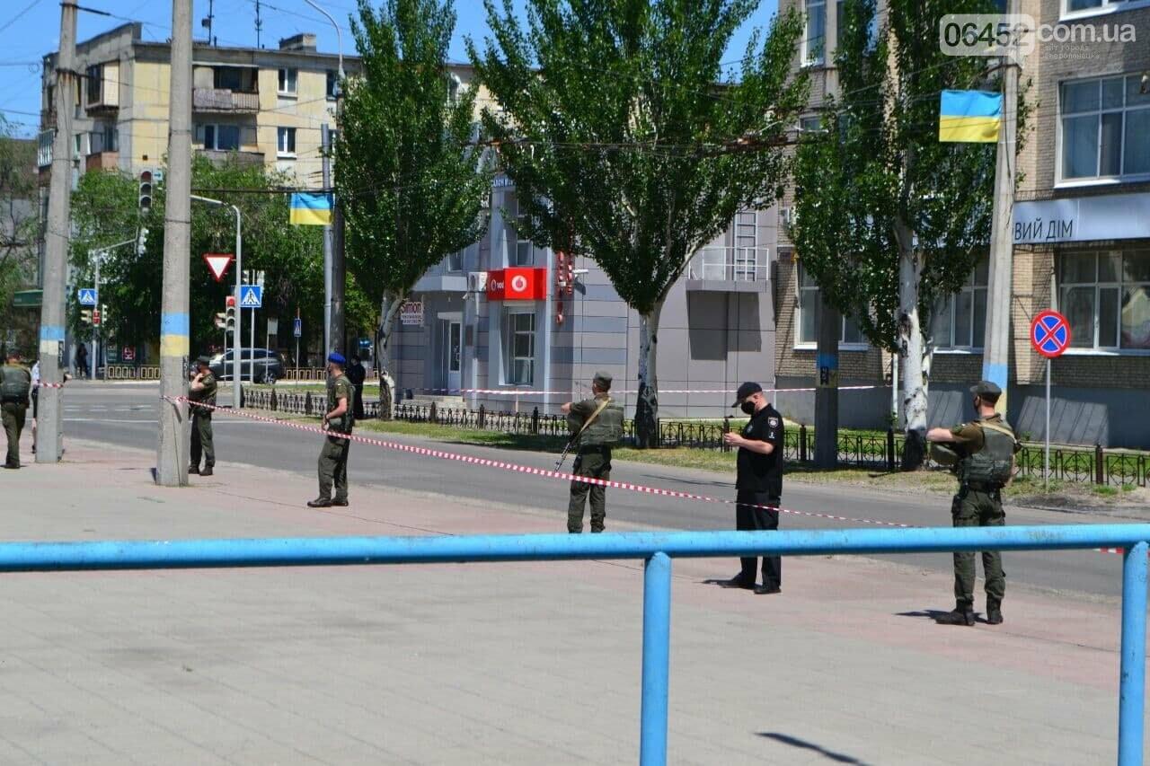 В Северодонецке неизвестный сообщил о минировании корпусов двух университетов (фото), фото-8