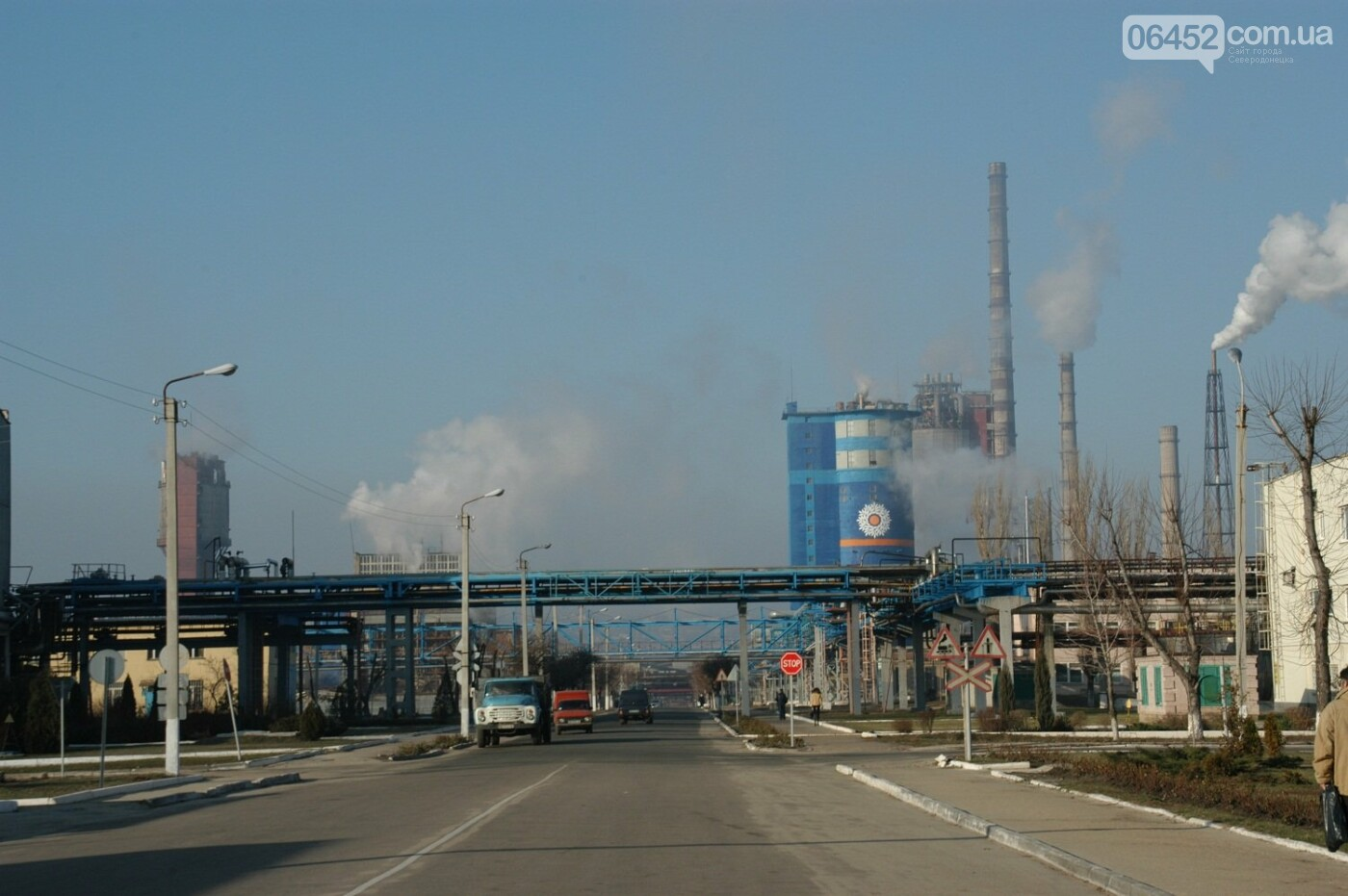 "Северодонецкий ""Азот"" инвестирует более 3 миллионов в увеличение объема производства пара , фото-1"