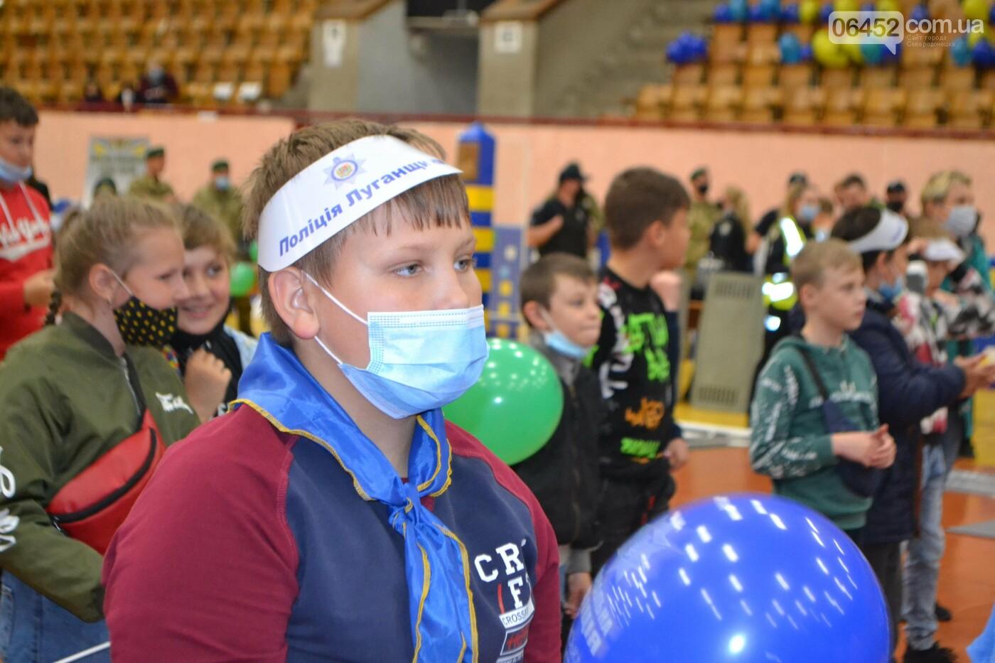 Северодонецк отметил День защиты детей ярким мероприятием ( фото ), фото-46