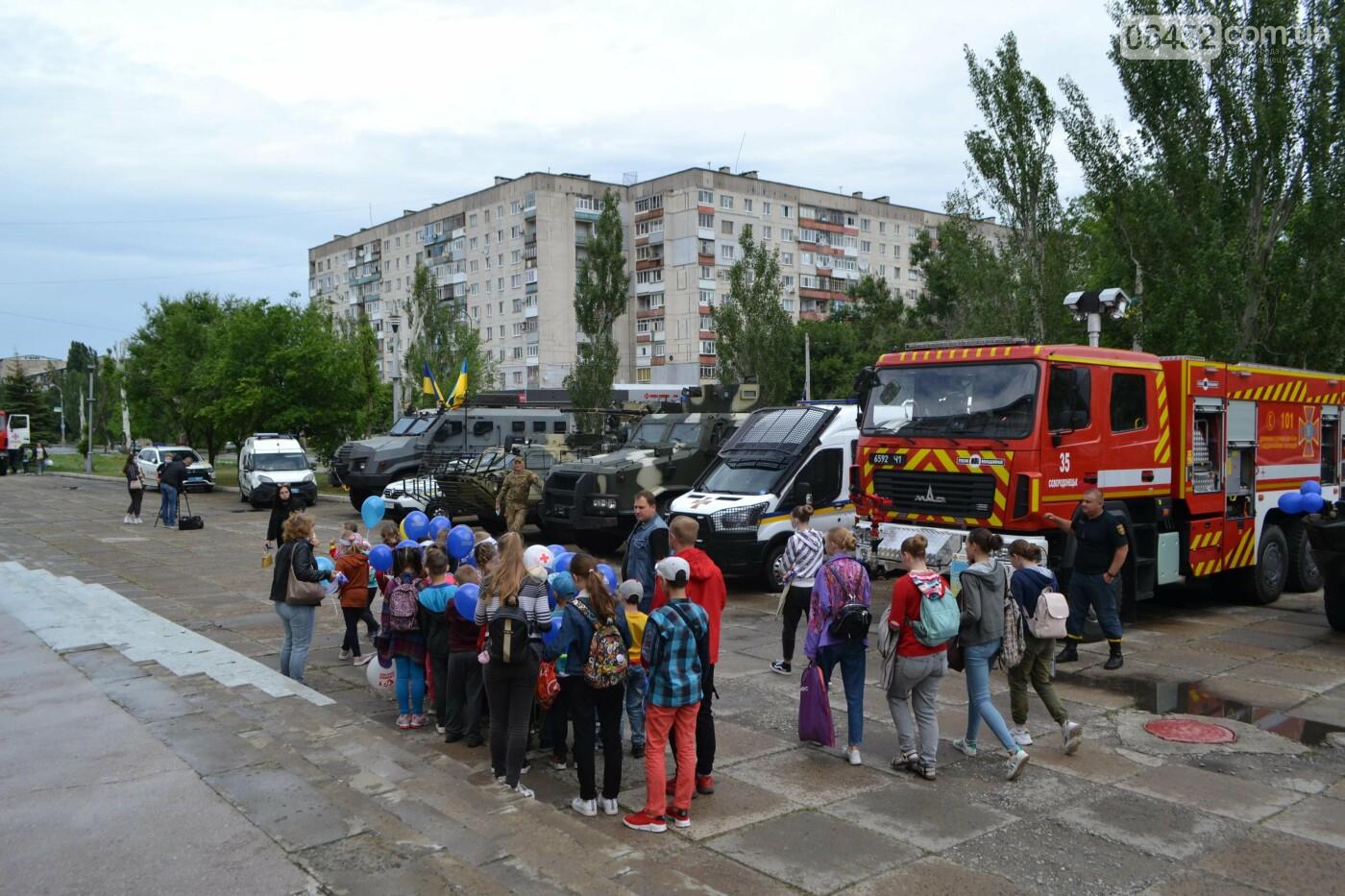 Северодонецк отметил День защиты детей ярким мероприятием ( фото ), фото-6