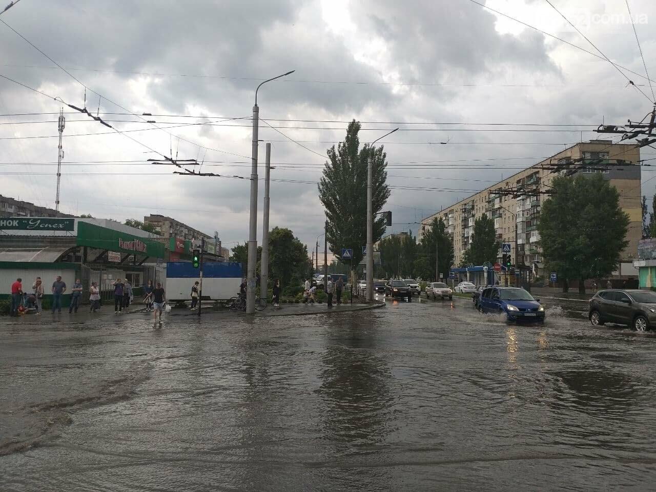 После дождика в четверг: мощный ливень обрушился на Северодонецк и оставил массу проблем, фото-11