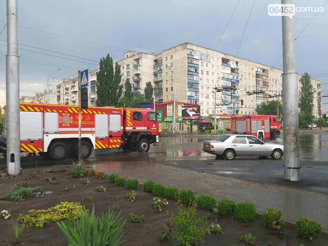 Потоп в квартирах и река в торговом центре: последствия ливня в Северодонецке (фото, видео) , фото-3